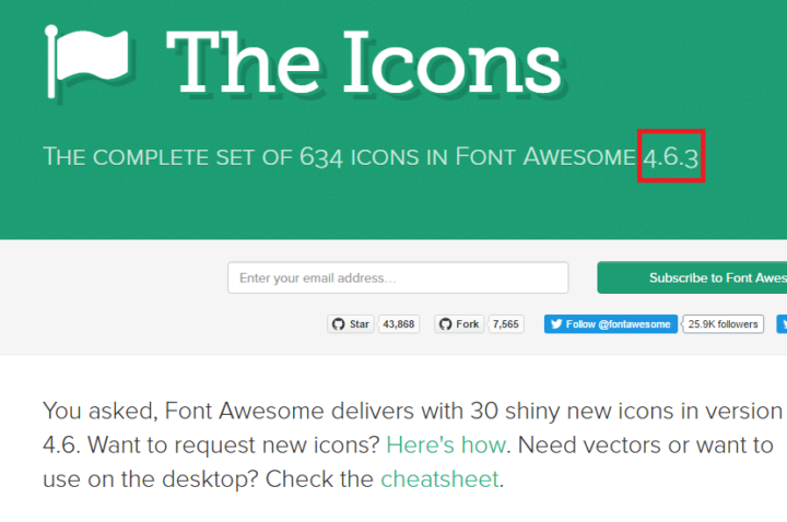 font-awesome-page