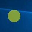 マウスポインターを黄色に目立つように表示させる方法!win10の場合。【kokomite】
